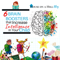6 Brain Boosters that Increase Intelligence in Your Child