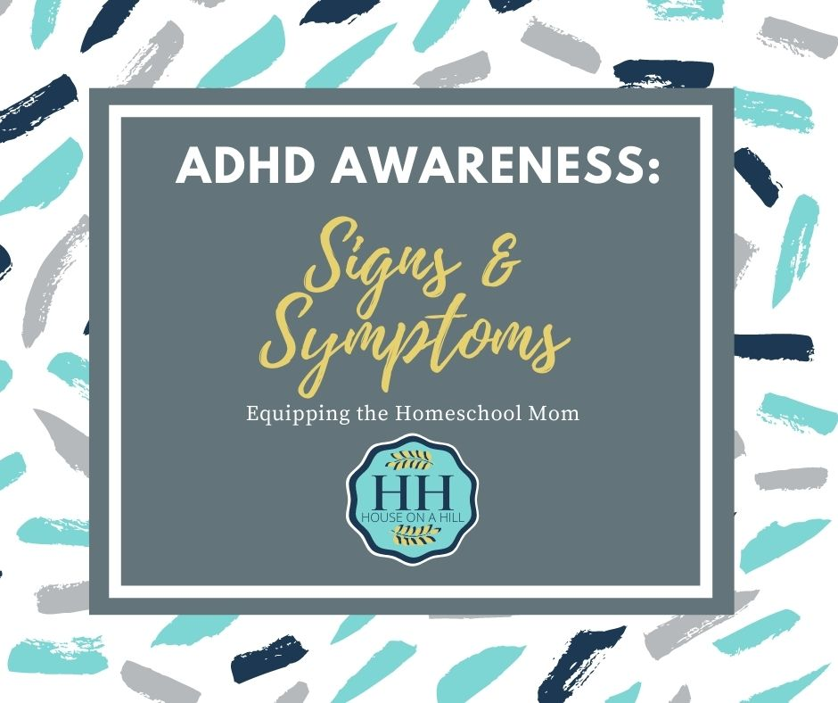 ADHD Signs and Symptoms